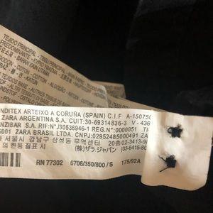Zara Man Shirts - Zara Man Slim Fit Black Button Up Shirt